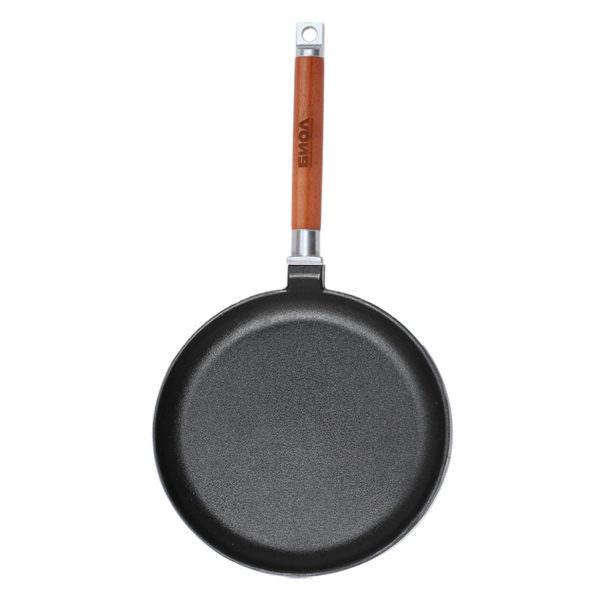 PANNA čuguna pankūkām ar noņemamu rokturi 240*20 mm