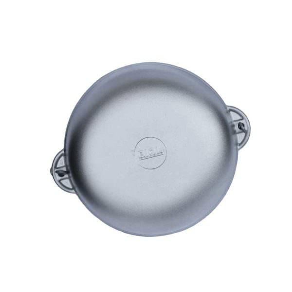Alumīnija katls ar vāku 6 L